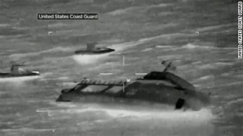 10 million mega yacht sinks on trip to bahamas cnn video