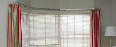 how to put up a bay window curtain rail myminimalist co