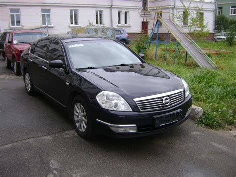 Review Nissan Teana by Nissan Teana 2006 Reviews Prices Ratings With Various