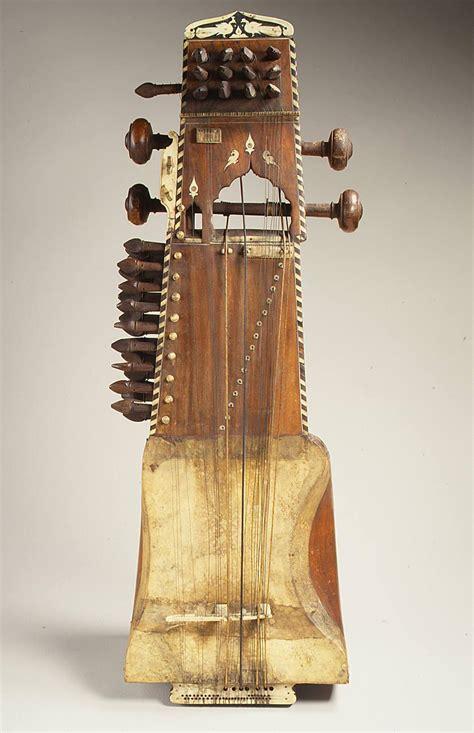 Sarangi Indian Instrument
