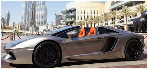 Luxury Car Rental Dubai From Apex