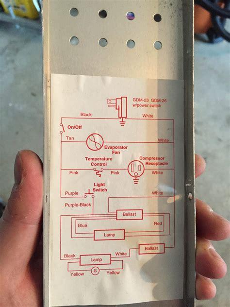 true refrigeration wiring diagram electrical website