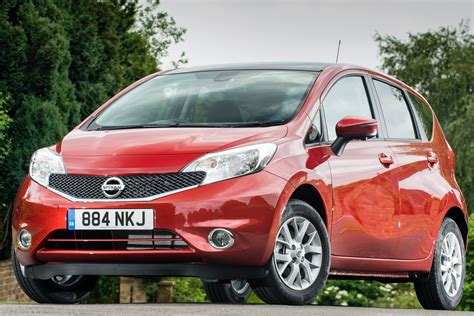 Nissan Note Acenta review | Carbuyer