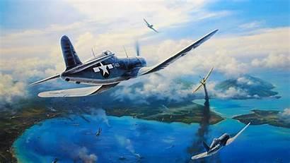 Corsair F4u Vought Trudgian Nicolas War Fighter