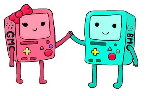 Bmo And Gmo By Andie80