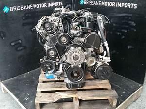 Mitsubishi Triton Mk 6g72 Engine