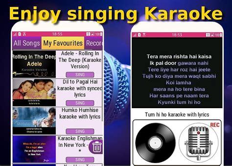 Sing Karaoke Songs On Your Tizen Phone