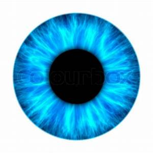 Realistic eye texture | Stock Photo | Colourbox