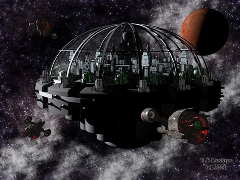 Space City 2 by TLBKlaus on DeviantArt