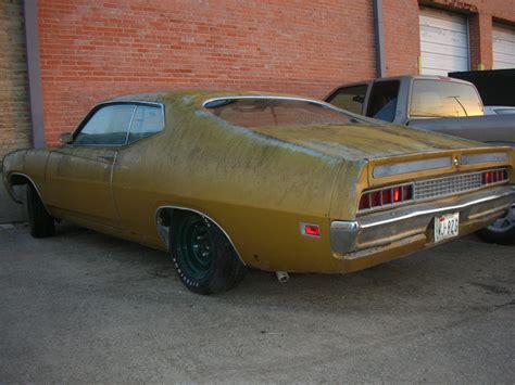 average condition  ford torino project  sale