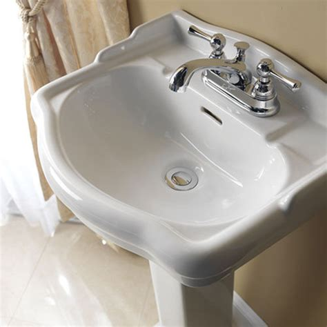 18 inch pedestal sink barclay stanford 18 1 8 inch pedestal lavatory van