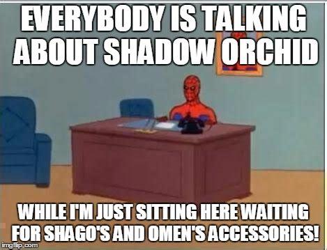 Desk Meme - spiderman computer desk meme imgflip