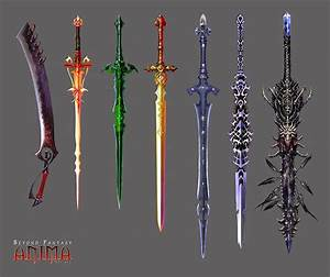 cool swords - Google Search | Game Design: Weapons, Items ...