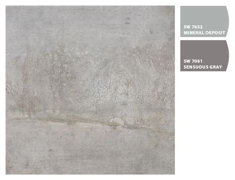 concrete grey paint colors from chip it by sherwin