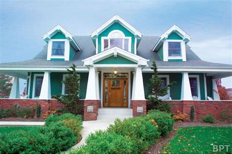 paint color house design how to choose bright exterior paint family home plans