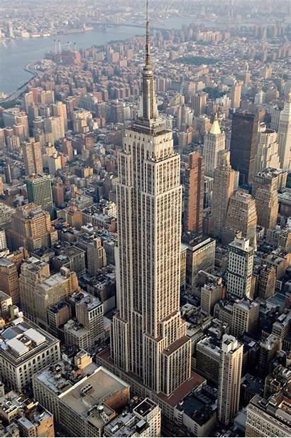 Empire Building State Wikipedia Aerial