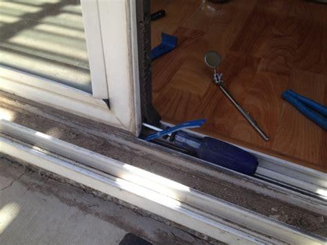 sliding glass door repairs sliding patio door repair
