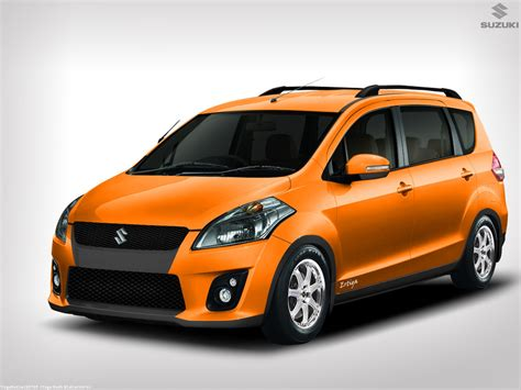 Mobil Suzuki by Modifikasi Mobil Suzuki Ertiga