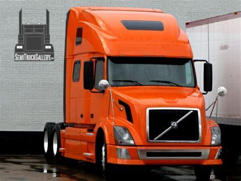 volvo semi trailer pictures of volvo semi trucks at semitruckgallery com