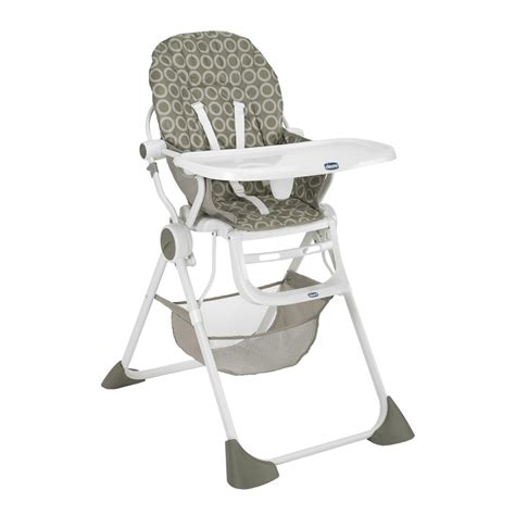 chaise haute chicco mamma chicco pocket lunch highchair