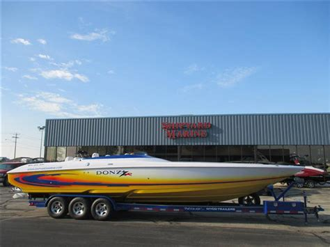 Donzi Zr Boats For Sale by Donzi 35 Boats For Sale In Wisconsin