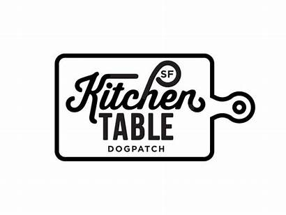 Restaurant Kitchen Sf Logos Table Catering Company