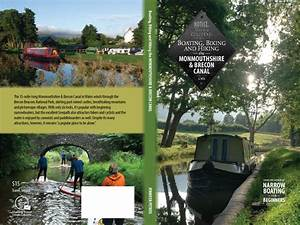 Updated Cover For Mon  U0026 Brec Guide  U2013 Narrowboating For