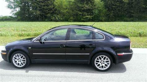 Find Used 2004 Volkswagen Passat W8 Sedan 4-door 4.0l In