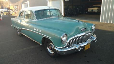 53 Buick Special by 1953 53 Buick Special 2 Door Survivor Original Paint For