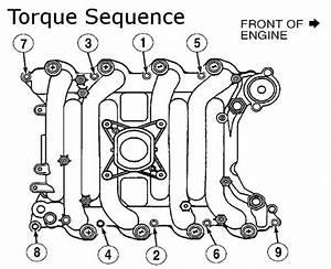 Intake Manifold Replacement