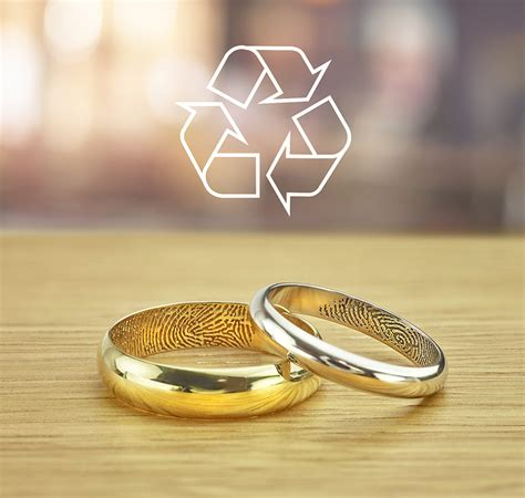 recycled wedding rings why recycle a wedding band