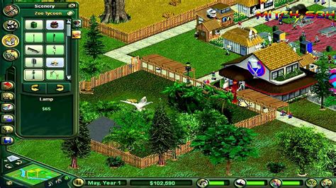 let s play zoo tycoon part 4 forest zoo no animals for