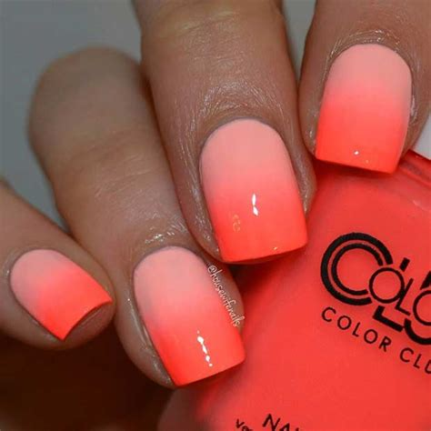 bright color nail designs 35 bright summer nail designs stayglam