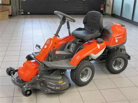 gebrauchte rasenmä traktor husqvarna aufsitzm 228 rider r214 tc benzin landwirt