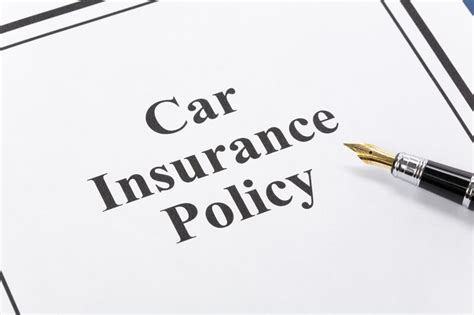 Auto Insurance Terms Explained