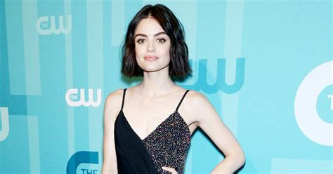 Lucy Hale Apologizes for Saying She Looked 'So Fat'