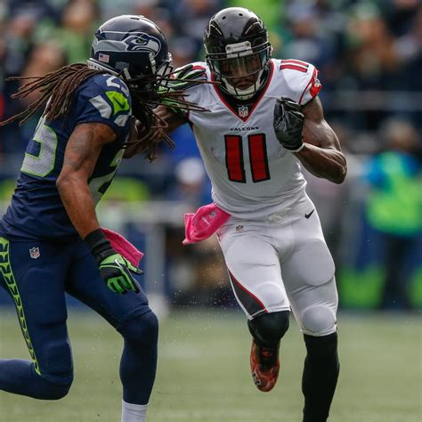 seahawks  falcons tv schedule odds ticket info game
