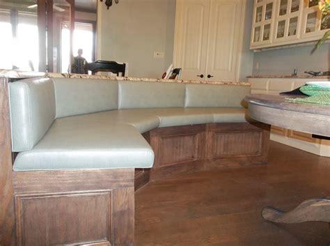 custom breakfast nook cushions ron choate custom upholstery
