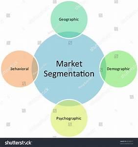 Market Segmentation Business Diagram Management Strategy