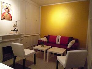 Photo Peinture Salon : galerie photo peinture d coration design ~ Melissatoandfro.com Idées de Décoration