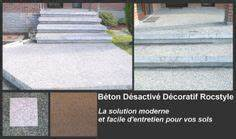 beton desactive guy mocquet idees pour la maison With maison avec escalier exterieur 18 beton decoratif une solution esthetique pour votre cour