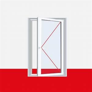 Fenster Innen Weiß Außen Anthrazit : kunststofffenster dreh ohne kipp fenster anthrazit glatt ~ Michelbontemps.com Haus und Dekorationen