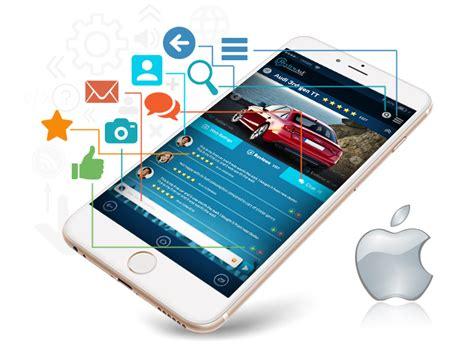 Mobile App Development Market by I Phone Aplplication Development Hr Infocare Pvt Ltd