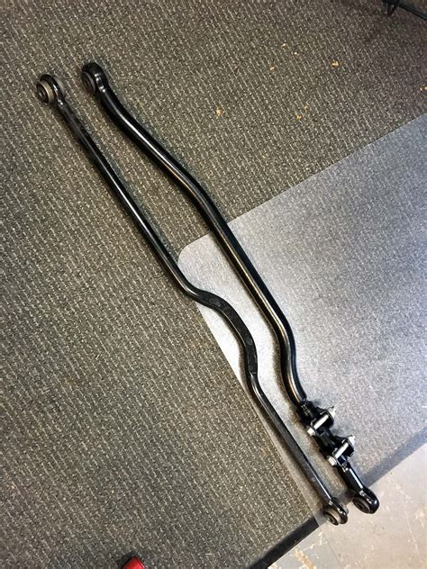 teraflex forged adjustable track bar  wrangler jk
