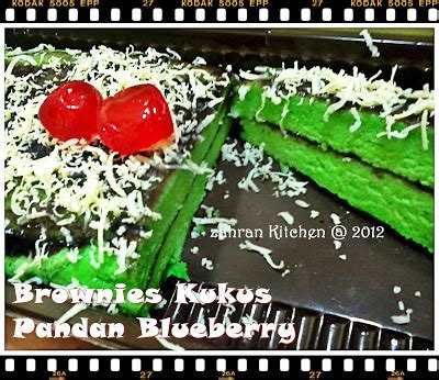 Keju Oles Almarai 200 Gram catatan bunda brownies kukus pandan blueberry
