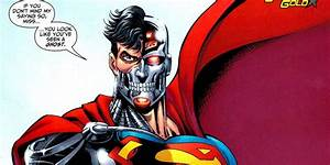 Is Hank Henshaw Becoming the Cyborg Superman in Action Comics?