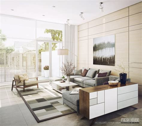 decorating livingroom light filled contemporary living rooms