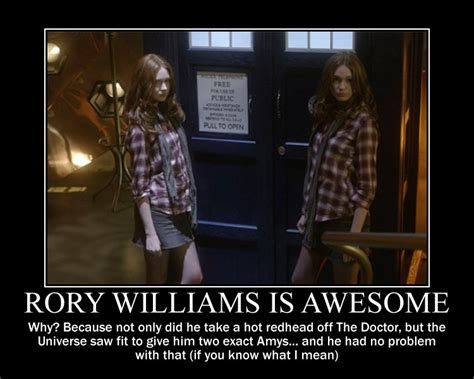 Rory Meme - amy and rory williams quotes quotesgram