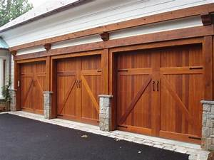 Garage Doors - Traditional - Garage - DC Metro - by