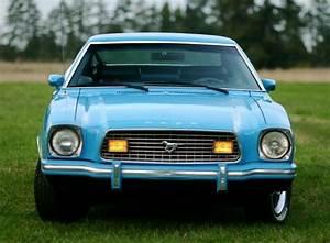 Light Grabber Blue 1974 Mach 1 Mustang II Hatchback | Mustang ii, Blue mustang, Ford mustang
